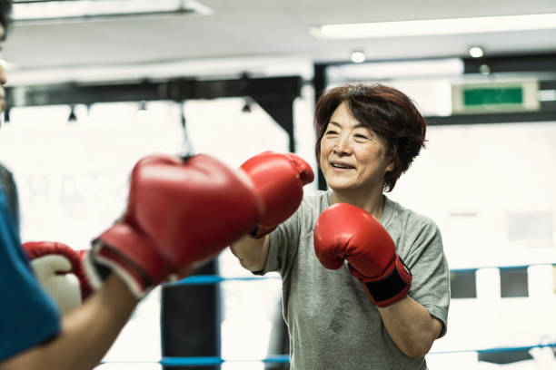 asian active ageing